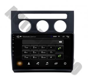 Navigatie Volkswagen Touran (2003-2010), QUADCORE|MTK| / 1GB RAM + 16GB ROM, 10.1 Inch - AD-BGPTOURANMTK12