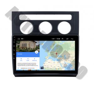 Navigatie Volkswagen Touran (2003-2010), QUADCORE|MTK| / 1GB RAM + 16GB ROM, 10.1 Inch - AD-BGPTOURANMTK7