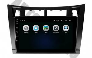 Navigatie Toyota Yaris (2005-2012), QUADCORE|MTK| / 1GB RAM + 16GB ROM, 9 Inch - AD-BGPTOYOTAYARISBMTK4
