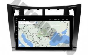 Navigatie Toyota Yaris (2005-2012), QUADCORE|MTK| / 1GB RAM + 16GB ROM, 9 Inch - AD-BGPTOYOTAYARISBMTK7