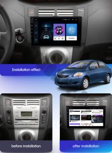 Navigatie Toyota Yaris (2005-2012), QUADCORE|MTK| / 1GB RAM + 16GB ROM, 9 Inch - AD-BGPTOYOTAYARISBMTK15