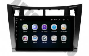 Navigatie Toyota Yaris (2005-2012), QUADCORE|MTK| / 1GB RAM + 16GB ROM, 9 Inch - AD-BGPTOYOTAYARISBMTK3