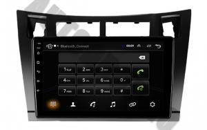 Navigatie Toyota Yaris (2005-2012), QUADCORE|MTK| / 1GB RAM + 16GB ROM, 9 Inch - AD-BGPTOYOTAYARISBMTK12
