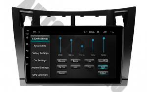 Navigatie Toyota Yaris (2005-2012), QUADCORE|MTK| / 1GB RAM + 16GB ROM, 9 Inch - AD-BGPTOYOTAYARISBMTK11