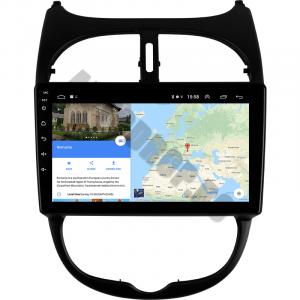 Navigatie Peugeot 206 Android 1+16GB | AutoDrop.ro [6]
