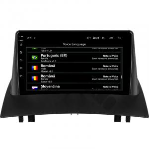 Navigatie Renault Megane 2 (2002-2009), QUADCORE|MTK| / 1GB RAM + 16GB ROM, 9 Inch - AD-BGPMEGANE29MTK4