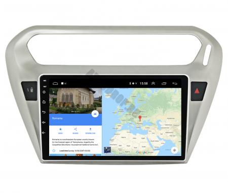 Navigatie Peugeot 301 / Citroen C-Elysee 2GB   AutoDrop.ro [7]