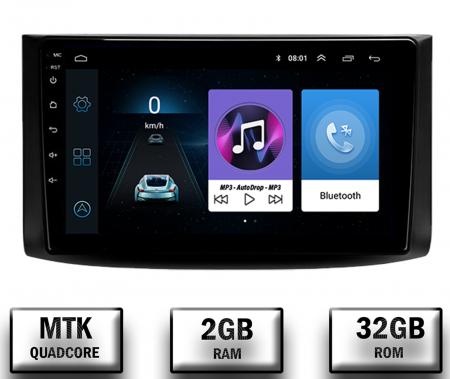 Navigatie Chevrolet Aveo (2006-2012), QUADCORE|MTK| / 2GB RAM + 32GB ROM, 9 Inch - AD-BGPAVEO9MTK2GB0