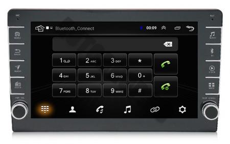 Navigatie Dacia, Android 9.1, QUADCORE|MTK| / 1GB RAM + 16GB ROM, 9 inch - AD-BGPDACIA8MTK7