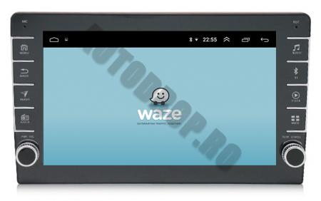 Navigatie Dacia, Android 9.1, QUADCORE|MTK| / 1GB RAM + 16GB ROM, 9 inch - AD-BGPDACIA8MTK10