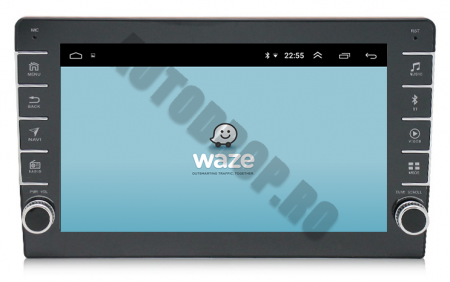 Navigatie Dacia, Android 9.1, QUADCORE|MTK| / 2GB RAM + 32GB ROM, 9 inch - AD-BGPDACIA8MTK2GB8