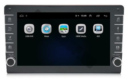 Navigatie Dacia, Android 9.1, QUADCORE|MTK| / 2GB RAM + 32GB ROM, 9 inch - AD-BGPDACIA8MTK2GB3