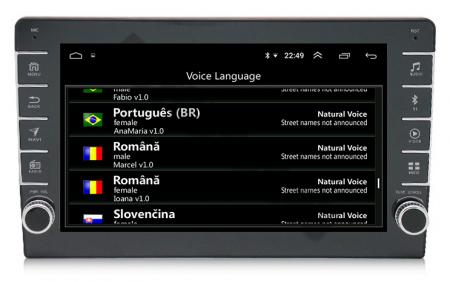 Navigatie Dacia, Android 9.1, QUADCORE|MTK| / 2GB RAM + 32GB ROM, 9 inch - AD-BGPDACIA8MTK2GB14