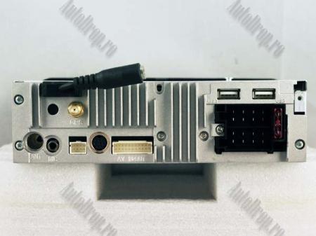 NAVIGATIE Dacia/Renault, ANDROID 10, Quadcore|PX30|/ 2GB RAM + 16GB ROM cu DVD, 7 Inch - AD-BGWDACIA7P317