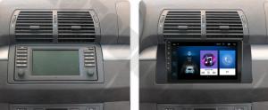 NAVIGATIE BMW E39/E53/E38, ANDROID 9.1, QUADCORE|MTK|/ 1GB RAM + 16GB ROM, 9 INCH - AD-BGPBMWE39MTK1GB17