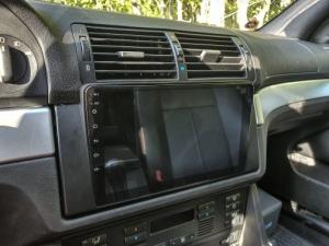 NAVIGATIE BMW E39/E53/E38, ANDROID 9.1, QUADCORE|MTK|/ 1GB RAM + 16GB ROM, 9 INCH - AD-BGPBMWE39MTK1GB19