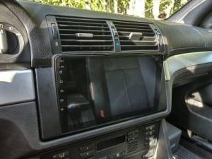 NAVIGATIE BMW E39/E53/E38, ANDROID 9.1, QUADCORE|MTK|/ 2GB RAM + 32GB ROM, 9 INCH - AD-BGPBMWE39MTK2GB19