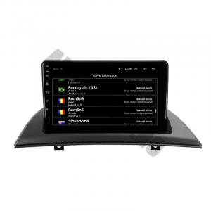 Navigatie BMW X3 E83 (2003-2010), QUADCORE MTK  / 1GB RAM + 16GB ROM, 9 Inch - AD-BGPBMWX3MTK13