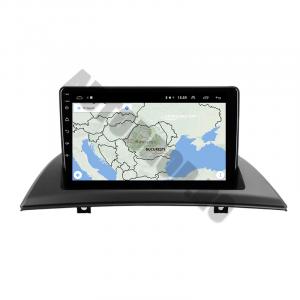 Navigatie BMW X3 E83 (2003-2010), QUADCORE MTK  / 1GB RAM + 16GB ROM, 9 Inch - AD-BGPBMWX3MTK10