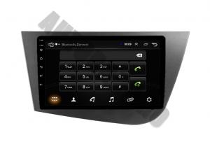Navigatie Seat Leon (2005-2012), QUADCORE|MTK| / 1GB RAM + 16GB ROM, 9 Inch - AD-BGPLEON9MTK5
