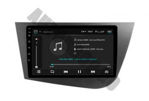 Navigatie Seat Leon (2005-2012), QUADCORE|MTK| / 1GB RAM + 16GB ROM, 9 Inch - AD-BGPLEON9MTK7