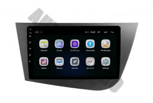Navigatie Seat Leon (2005-2012), QUADCORE|MTK| / 1GB RAM + 16GB ROM, 9 Inch - AD-BGPLEON9MTK2