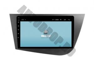 Navigatie Seat Leon (2005-2012), QUADCORE|MTK| / 1GB RAM + 16GB ROM, 9 Inch - AD-BGPLEON9MTK8