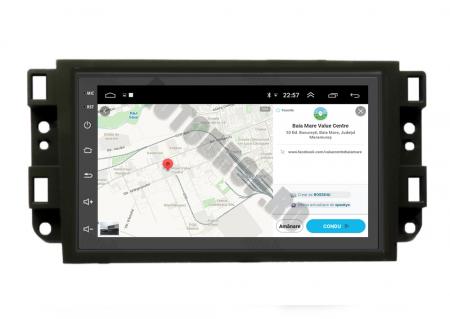 Navigatie Chevrolet Aveo / Captiva / Epica (2006-2011), QUADCORE|MTK| / 1GB RAM + 16GB ROM, 7 Inch - AD-BGPCEVMTK9