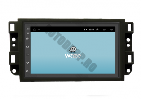 Navigatie Chevrolet Aveo / Captiva / Epica (2006-2011), QUADCORE|MTK| / 1GB RAM + 16GB ROM, 7 Inch - AD-BGPCEVMTK12