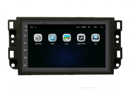 Navigatie Chevrolet Aveo / Captiva / Epica (2006-2011), QUADCORE|MTK| / 1GB RAM + 16GB ROM, 7 Inch - AD-BGPCEVMTK7
