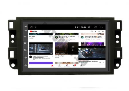 Navigatie Chevrolet Aveo / Captiva / Epica (2006-2011), QUADCORE|MTK| / 1GB RAM + 16GB ROM, 7 Inch - AD-BGPCEVMTK13