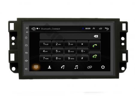 Navigatie Chevrolet Aveo / Captiva / Epica (2006-2011), QUADCORE|MTK| / 1GB RAM + 16GB ROM, 7 Inch - AD-BGPCEVMTK4