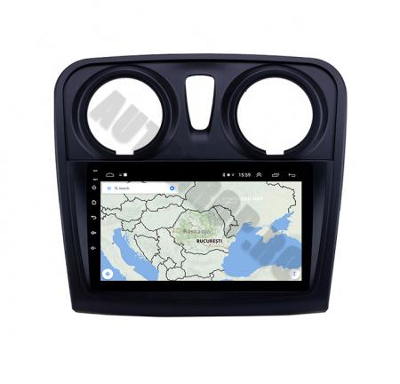 Navigatie Dacia Sandero Duster Android PRO   AutoDrop.ro [10]
