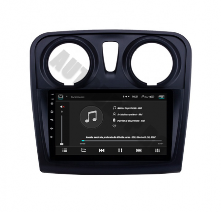 Navigatie Dacia Sandero Duster Android PRO   AutoDrop.ro [12]