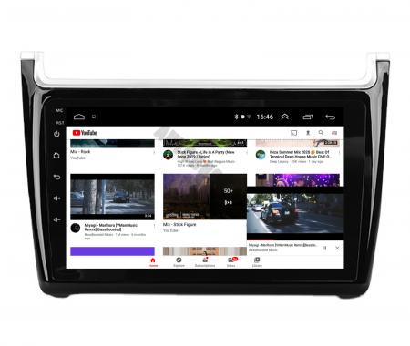 Navigatie Android Volkswagen Polo 5   AutoDrop.ro [7]
