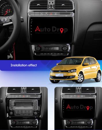 Navigatie Android Volkswagen Polo 5   AutoDrop.ro [15]