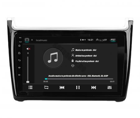Navigatie Android Volkswagen Polo 5 2+32GB | AutoDrop.ro [6]