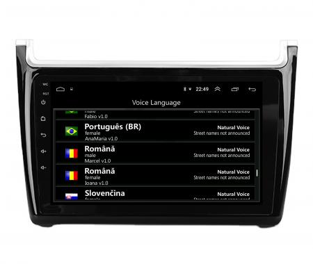 Navigatie Android Volkswagen Polo 5 2+32GB | AutoDrop.ro [9]