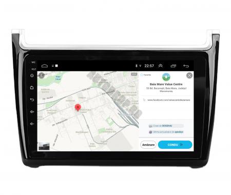 Navigatie Android Volkswagen Polo 5   AutoDrop.ro [12]