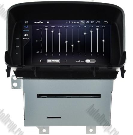 Navigatie Opel Mokka, Android 9, QUADCORE|PX30| / 2GB RAM + 16 ROM cu DVD, 8 Inch - AD-BGWOPLMKP37