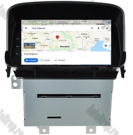 Navigatie Opel Mokka, Android 9, QUADCORE|PX30| / 2GB RAM + 16 ROM cu DVD, 8 Inch - AD-BGWOPLMKP313
