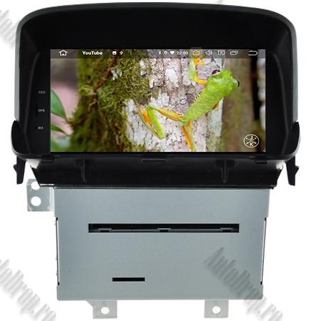 Navigatie Opel Mokka, Android 9, QUADCORE|PX30| / 2GB RAM + 16 ROM cu DVD, 8 Inch - AD-BGWOPLMKP38