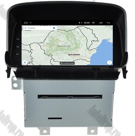 Navigatie Opel Mokka, Android 9, Octacore|PX5| / 4GB RAM + 64 ROM cu DVD, 8 Inch - AD-BGWOPLMKP514