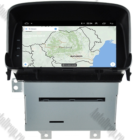 Navigatie Opel Mokka, Android 9, QUADCORE|PX30| / 2GB RAM + 16 ROM cu DVD, 8 Inch - AD-BGWOPLMKP314