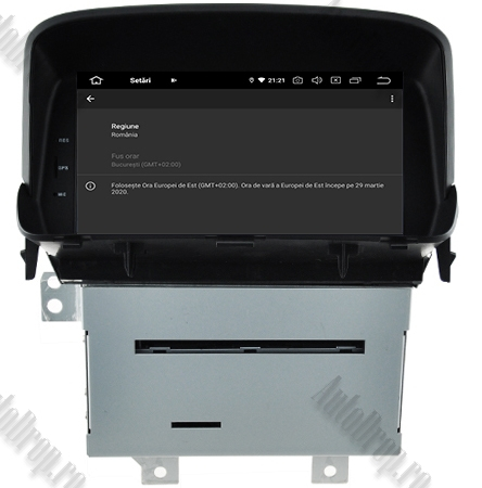 Navigatie Opel Mokka, Android 9, QUADCORE|PX30| / 2GB RAM + 16 ROM cu DVD, 8 Inch - AD-BGWOPLMKP311