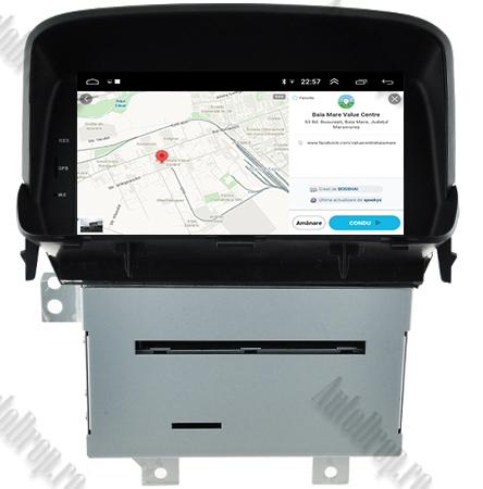 Navigatie Opel Mokka, Android 9, Octacore|PX5| / 4GB RAM + 64 ROM cu DVD, 8 Inch - AD-BGWOPLMKP515