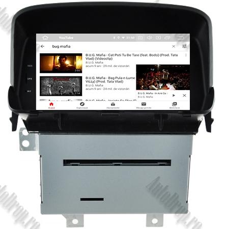 Navigatie Opel Mokka, Android 9, Octacore|PX5| / 4GB RAM + 64 ROM cu DVD, 8 Inch - AD-BGWOPLMKP59
