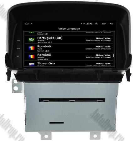 Navigatie Opel Mokka, Android 9, QUADCORE|PX30| / 2GB RAM + 16 ROM cu DVD, 8 Inch - AD-BGWOPLMKP312
