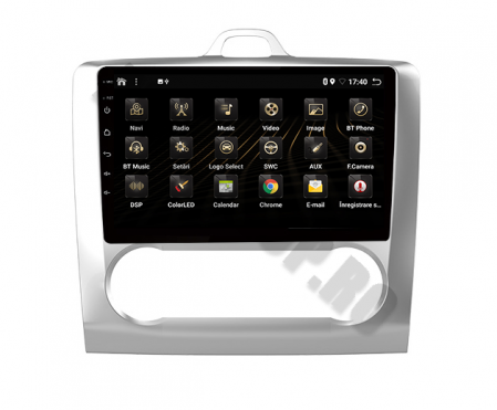 Navigatie Android Ford Focus AC PX6   AutoDrop.ro [3]