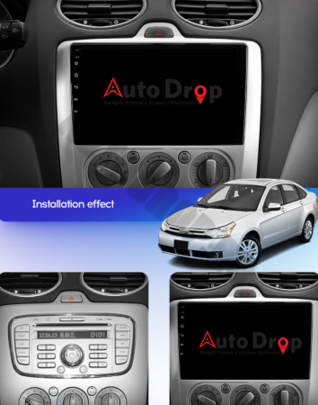 Navigatie Android Ford Focus AC PX6   AutoDrop.ro [17]